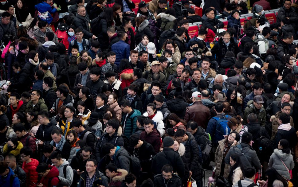 3 of the World's 5 Largest Economies Are Facing a Population Crisis