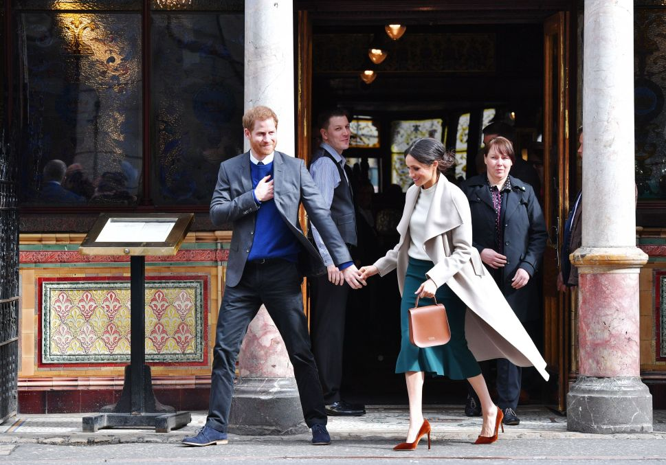Are Prince Harry and Meghan Markle Secretly Honeymooning In Ireland?