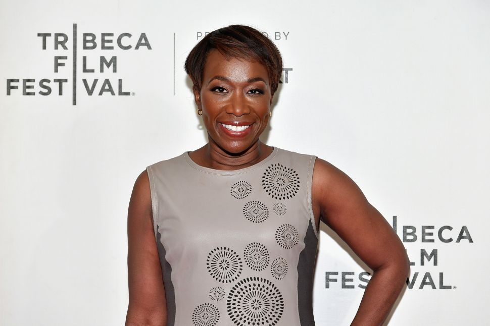MSNBC Star Joy Reid's Terrible Year Continues With More Allegations of Homophobia