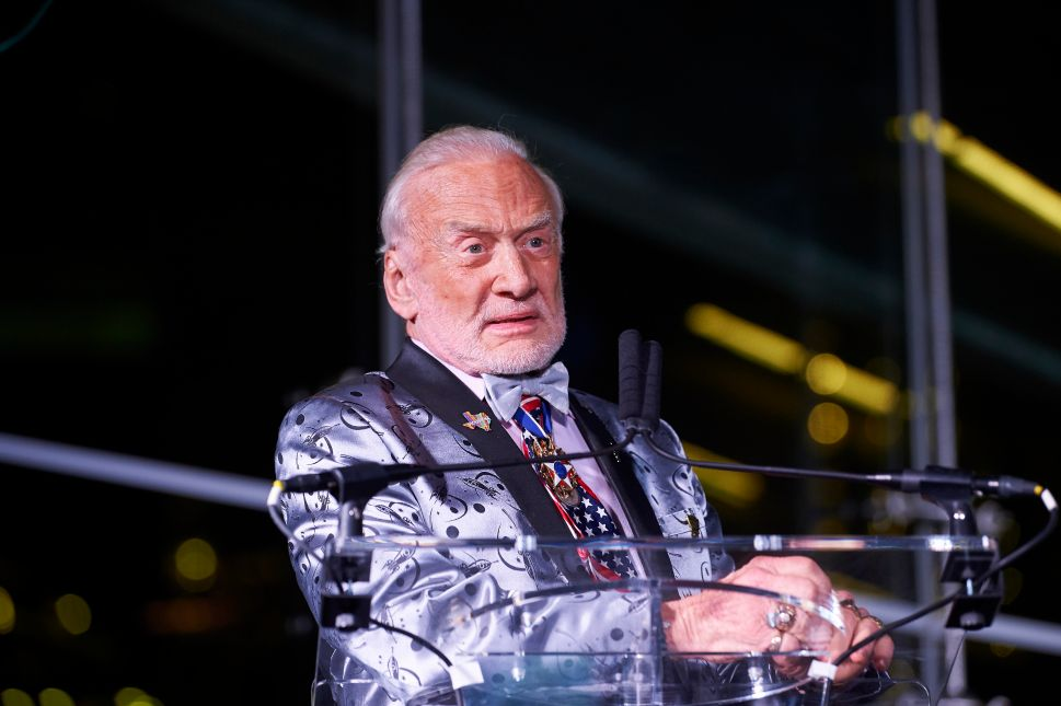 Buzz Aldrin Sues Children, Manager Over Charges of 'Cognitive Decline'