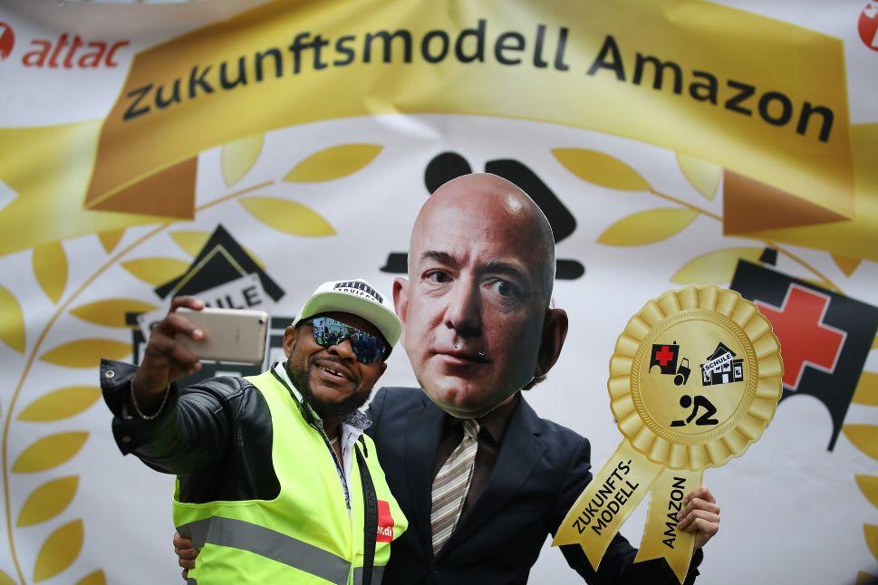 Amazon's Employee Satisfaction Rate Soars Ahead of HQ2 Revelation: Study