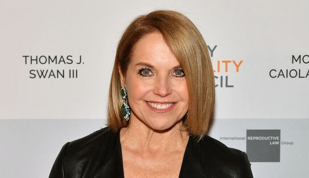 Katie Couric sold her Park Avenue apartment in New York.