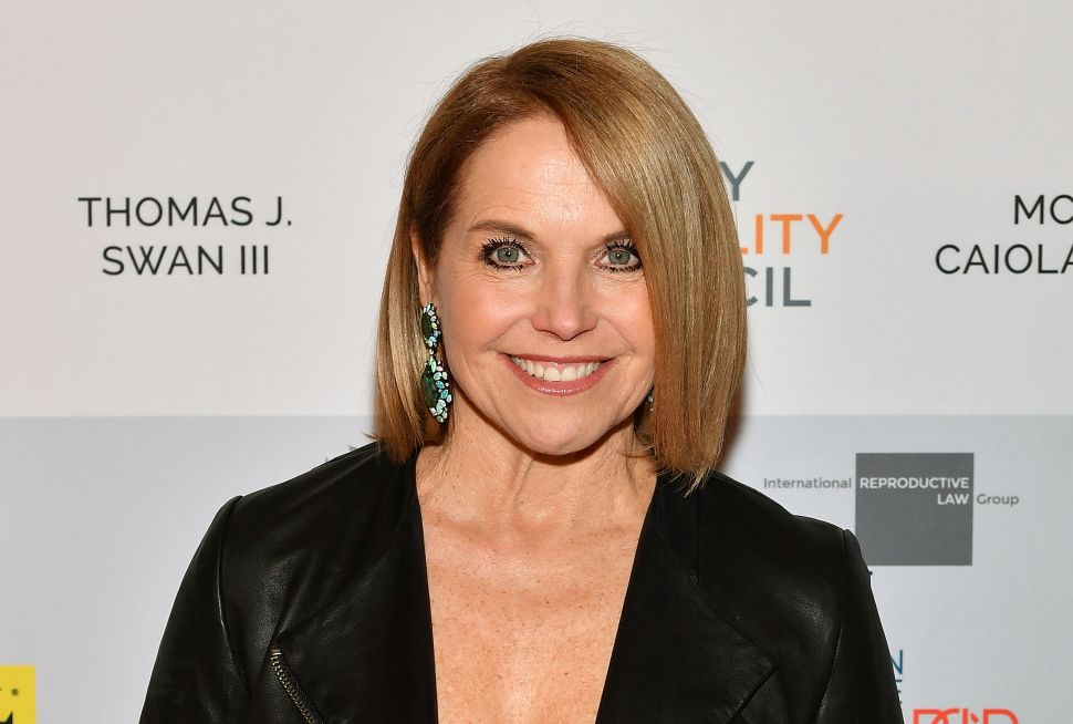 Katie Couric's Park Avenue Apartment Is Officially Old News