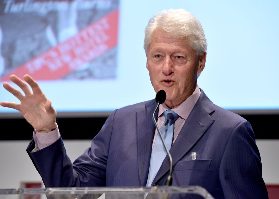 Bill Clinton Says He Left White House $16 Million in Debt After Monica Lewinsky Case