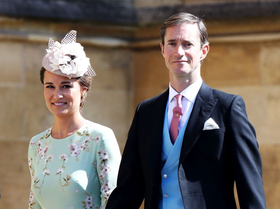 Pippa Middleton's Future Title in Scotland Is Complicated