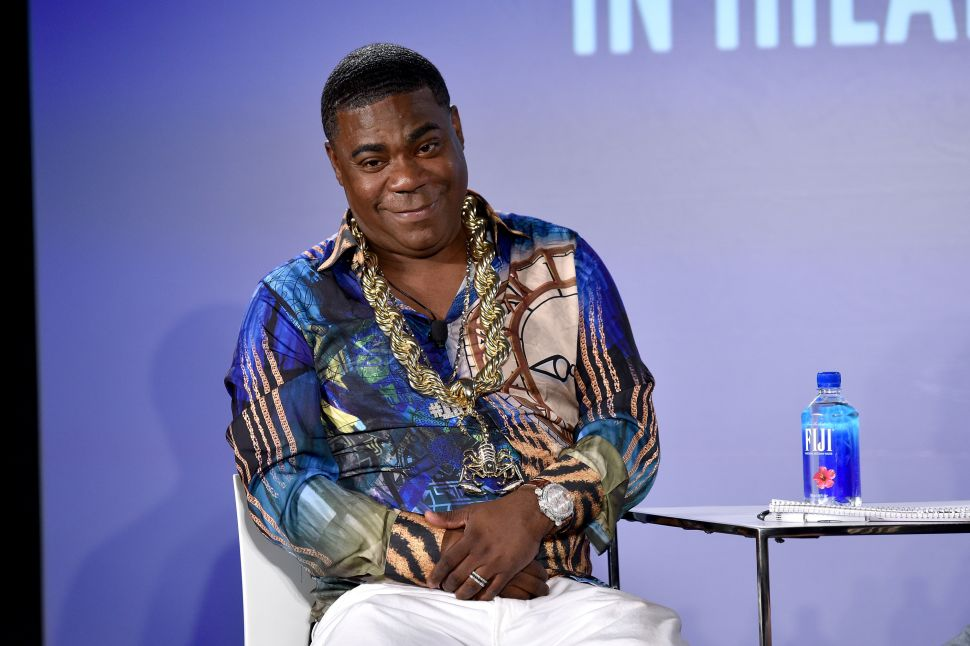 It Was Always Shark Week at Tracy Morgan's Cresskill Mansion