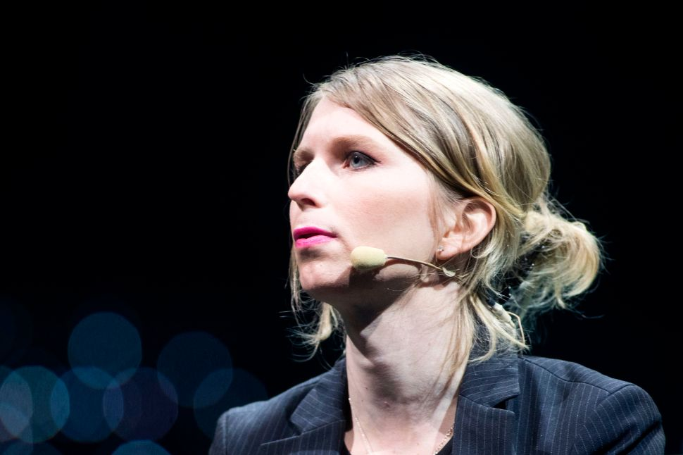 Armed Police Broke Into Chelsea Manning's Apartment Following Suicidal Tweets