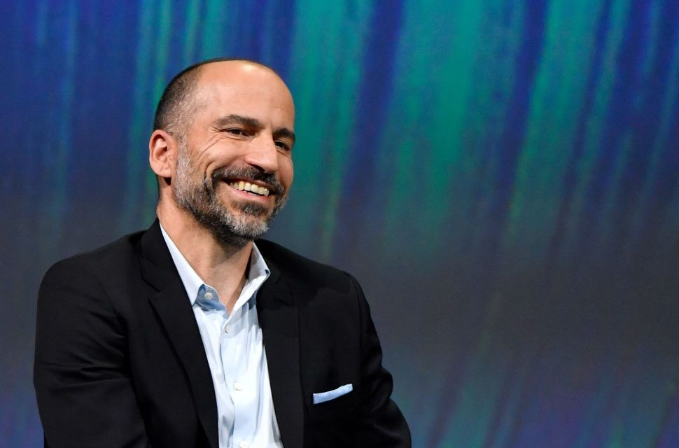 Uber CEO's Impulse to 'Have the D' Is Good Business Plan With Awful Name