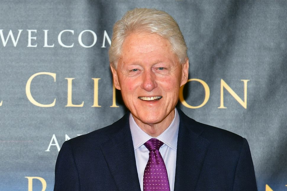 Bill Clinton: 'I Was Mad At Me' Over Comments on Monica Lewinsky and #MeToo Movement