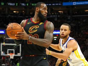 LeBron James Space Jam 2 NBA Free Agency