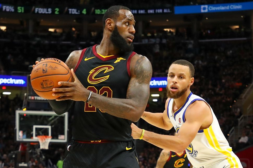 Which Team Should LeBron James Go to for the Sake of 'Space Jam 2'?