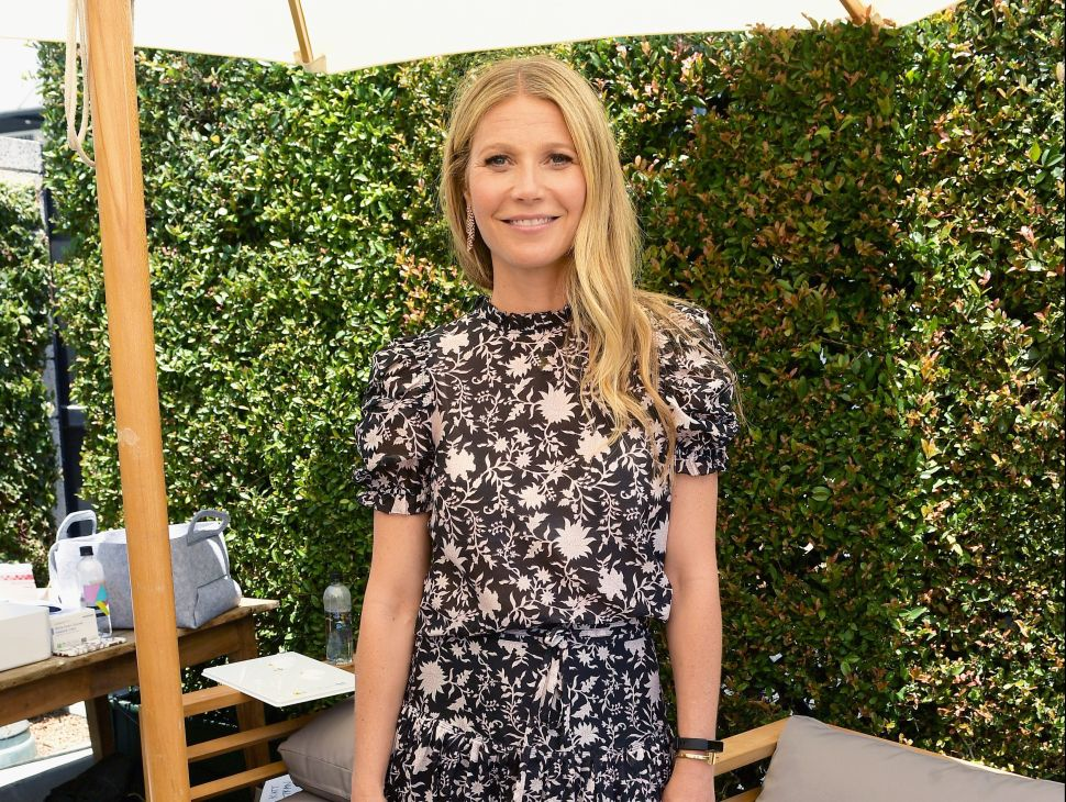 Gwyneth Paltrow's Capri Yacht Getaway Is Peak Goop