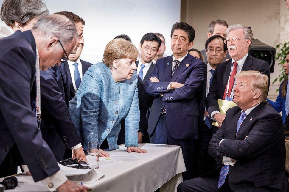 Trump's European Car Tariff Threat Is a Lose-Lose-Lose Deal for Everyone