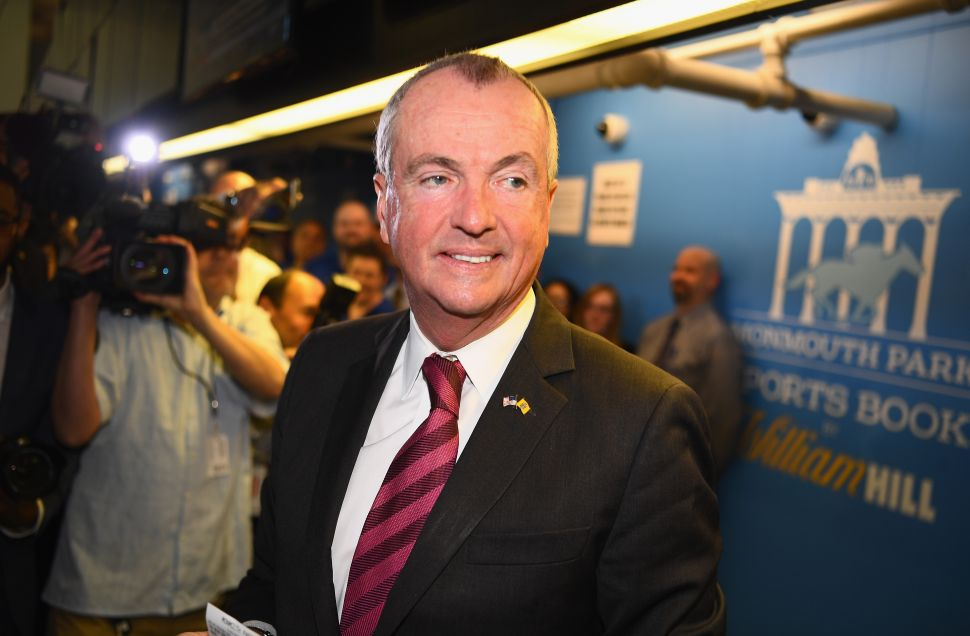 NJ Politics Digest: Poll Finds Murphy Approval Slipping, Millionaire Tax Popular