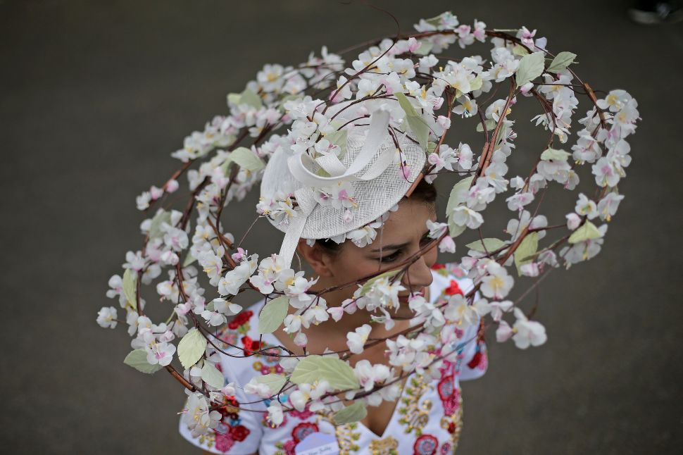 The Wildest Royal Ascot Hats, From Butterfly Clips to Flower Crowns