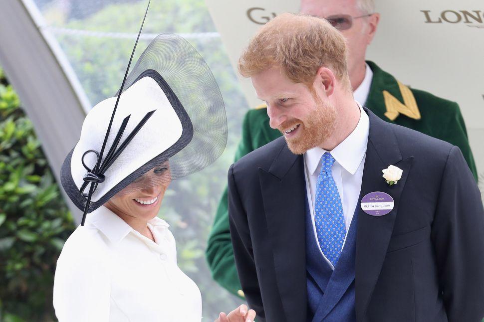 Meghan Markle Broke This Regal Rule at Royal Ascot