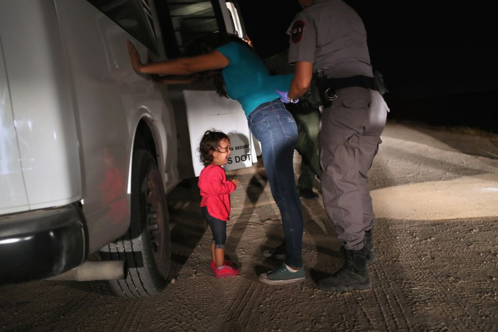 TIME Magazine Issues Correction for Crying Toddler Photo Depicting Family Separation