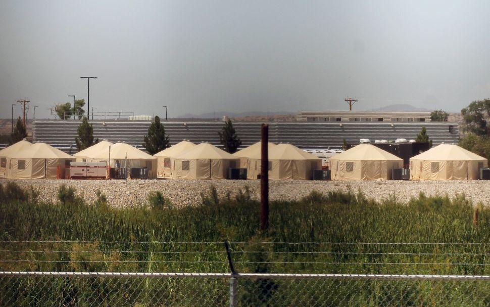 Private Prison Stocks Are Soaring Amid the Trump Administration's Immigration Crisis