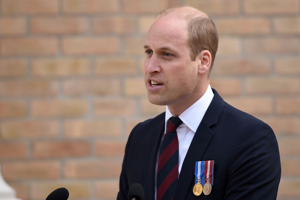 5 Hair Suggestions for Prince William, From Crowns to Cowboy Hats