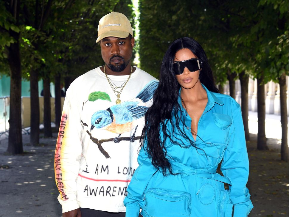 Kim Kardashian and Kanye West's Record-Setting Bel Air House Is Back