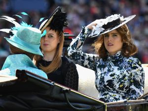 princess eugenie hat