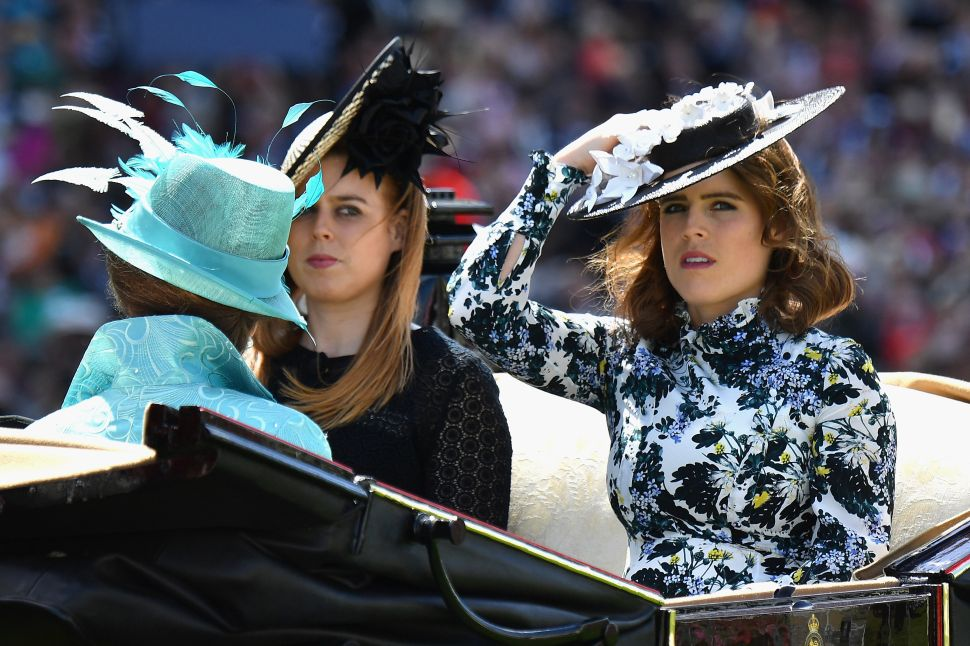 How Princess Eugenie Got Her Hat Groove Back