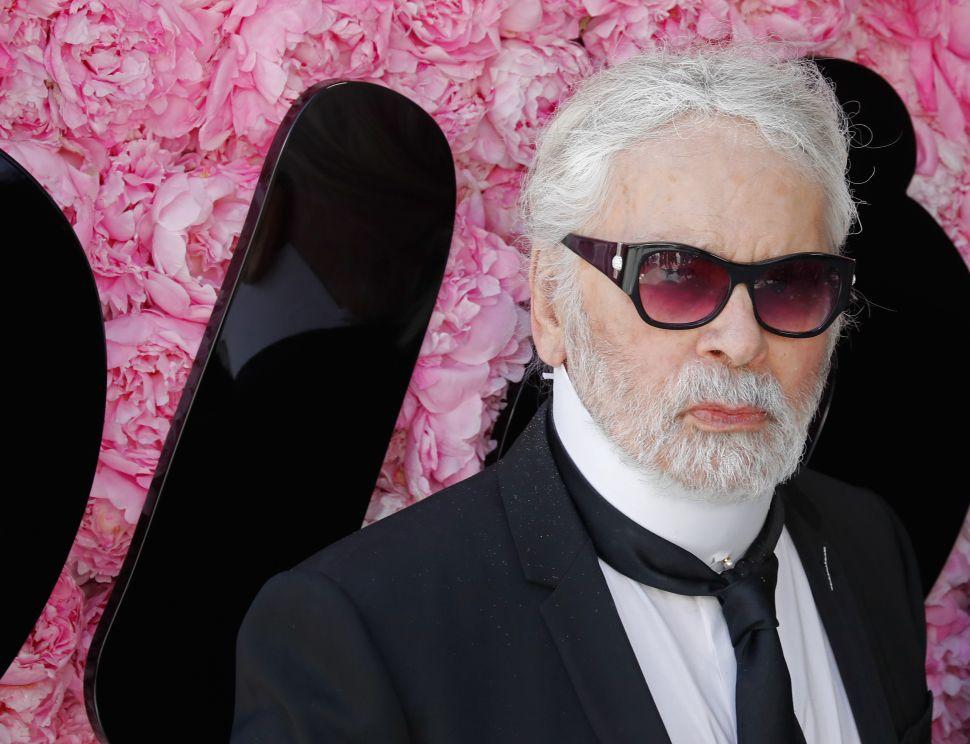 Karl Lagerfeld's Designer Villa in Hamburg Wants $11.6 Million