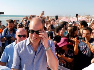 prince william visiting israel