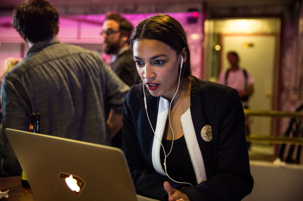 Ocasio-Cortez's Call for 'US GDPR' Gains Traction After Surprise Win