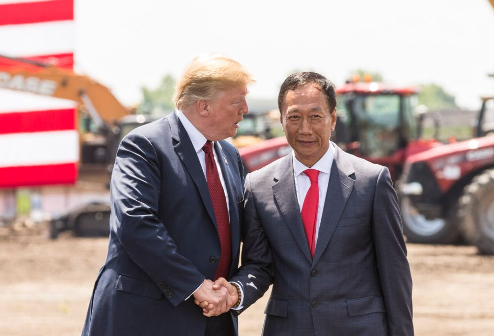 After Ousting Harley Davidson, Trump's Trade War Has Lured a Major Foreign Arrival