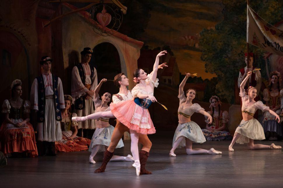 City Ballet's Final Week a Mixed Blessing