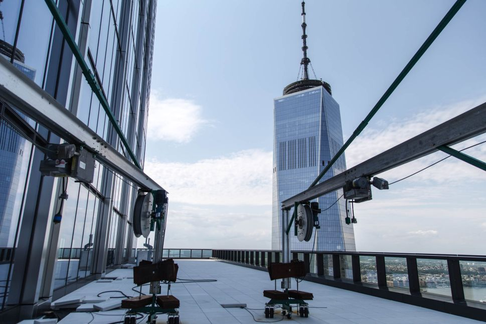 3 World Trade Center, NYC's 5th Tallest Building, Debuts After Delays