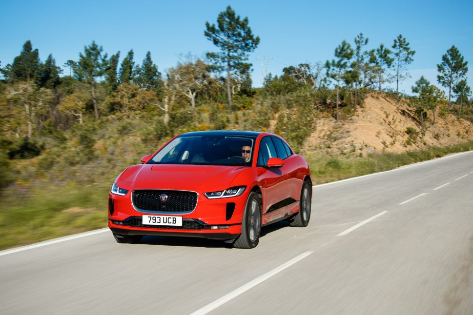 The Benchmark for Electric Cars Has Just Been Set By…Jaguar?