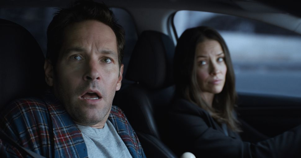 Paul Rudd Brings the Party to the More Serious Sequel 'Ant-Man and the Wasp'