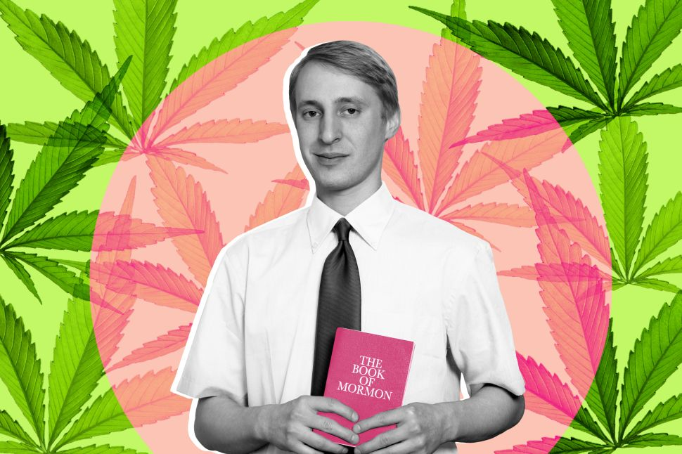 The Mormon Church Doesn't Hate Weed as Much as It Loves Money and Power