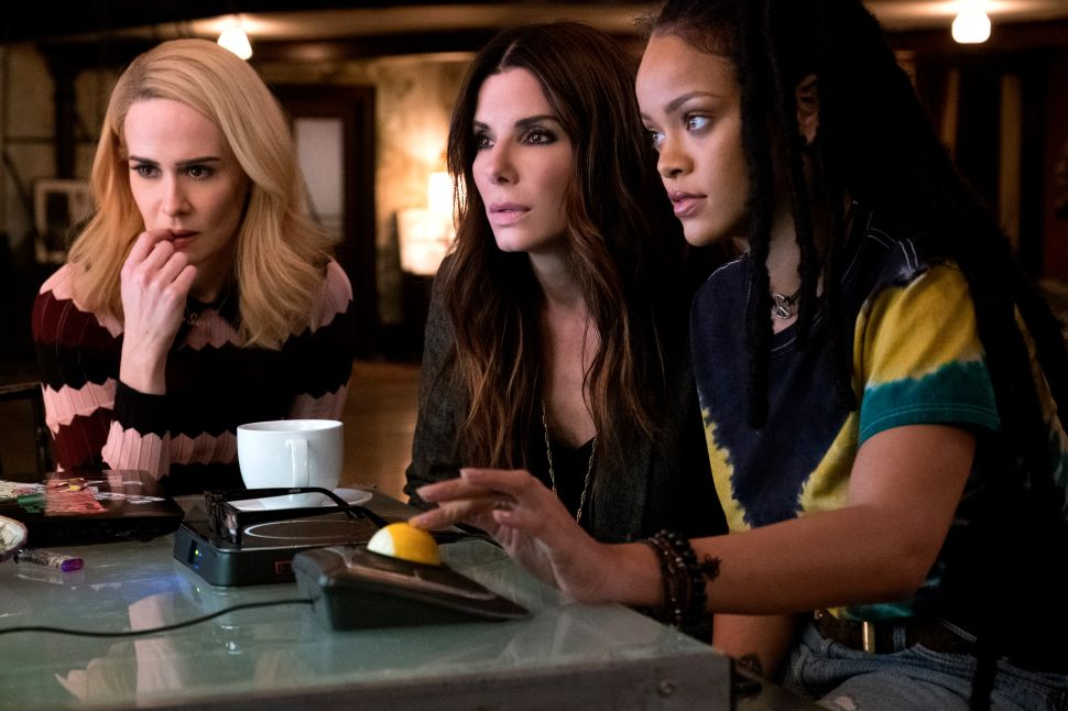 Ocean's 8, And Why Hollywood's Fear of Female-Led Films Is Bad Business