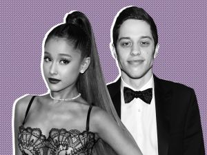 Pete Davidson and Ariana Grande are moving in together in New York apartment.