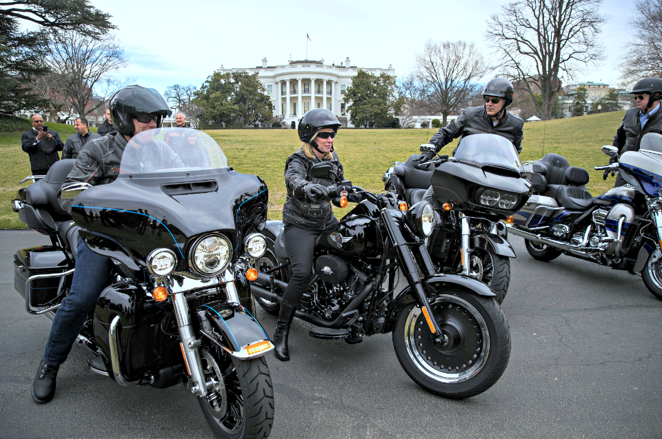 What's Really Going on With Harley Davidson and Trump: A Timeline