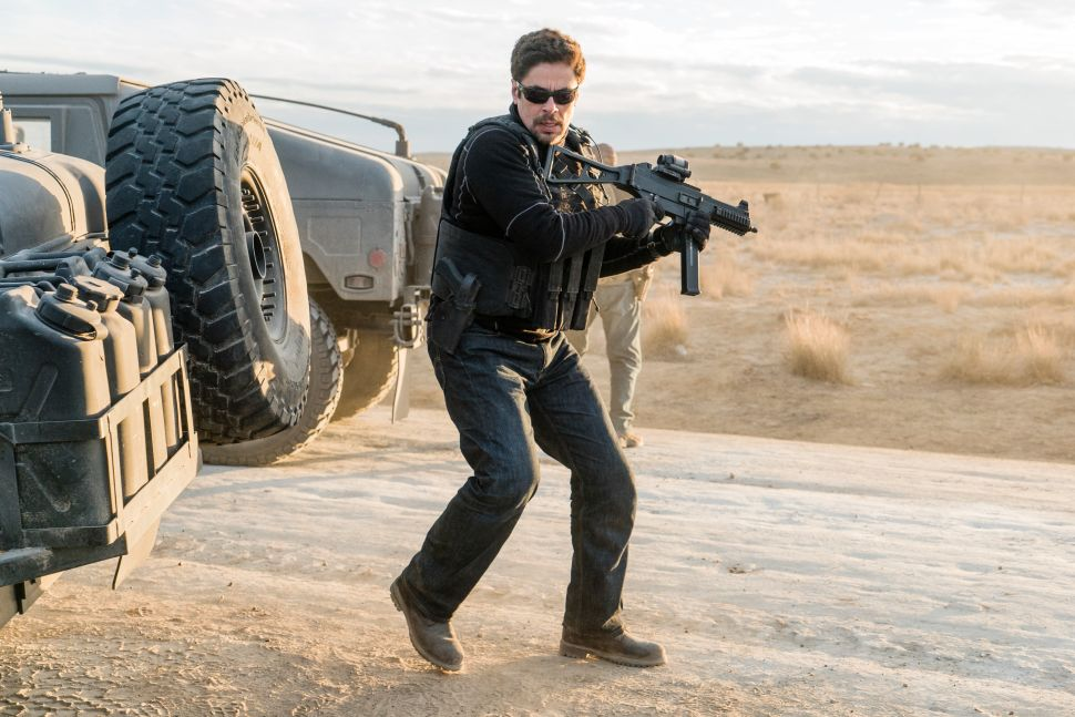 'Sicario: Day of the Soldado' Is Relentlessly and Pointlessly Disturbing