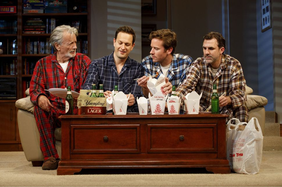 'Straight White Men': The Best Play You've Ever Seen About Mediocrity