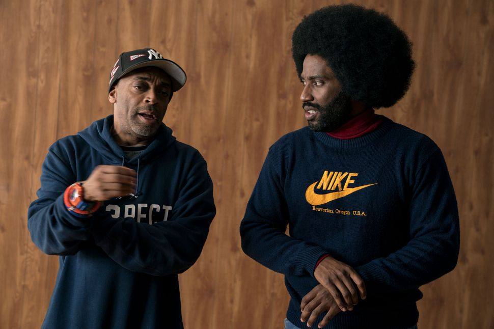 'BlacKkKlansman' and the Wild Ride That Is Spike Lee's Career