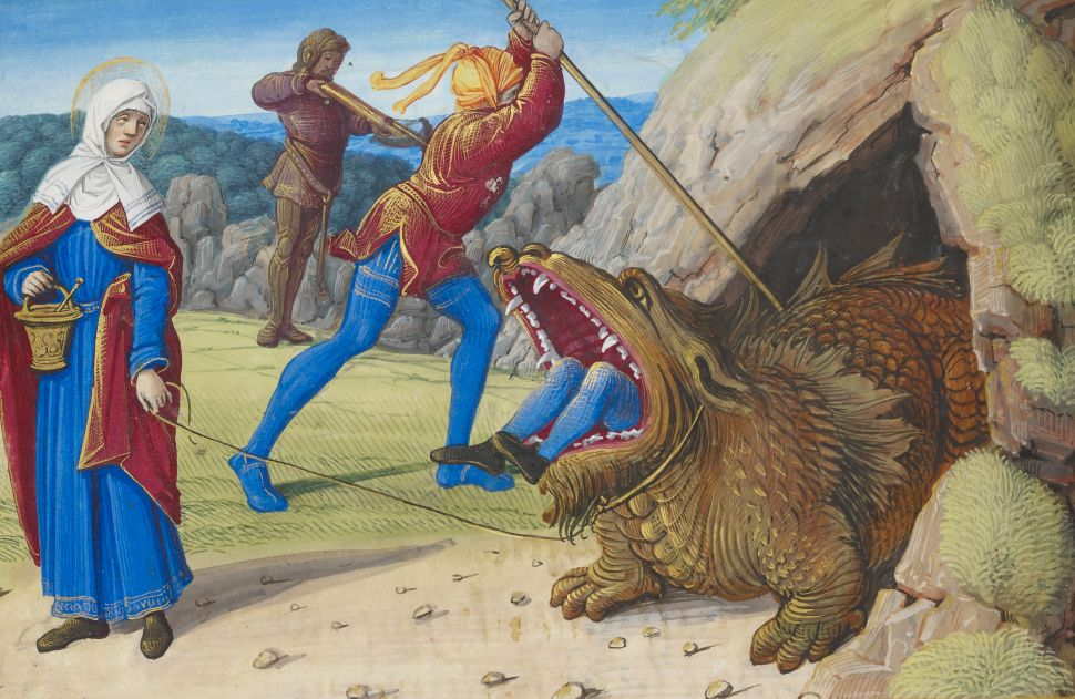 Medieval Men and Women Were a Lot Like Us, Their Made-Up Monsters Show