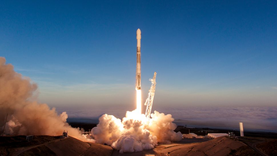 SpaceX Is Closing the Gap on America's Lost Dominance in Space