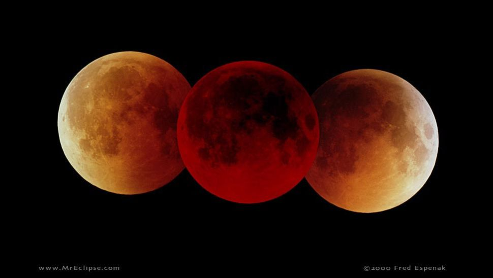 A Brief History of the Blood Moon