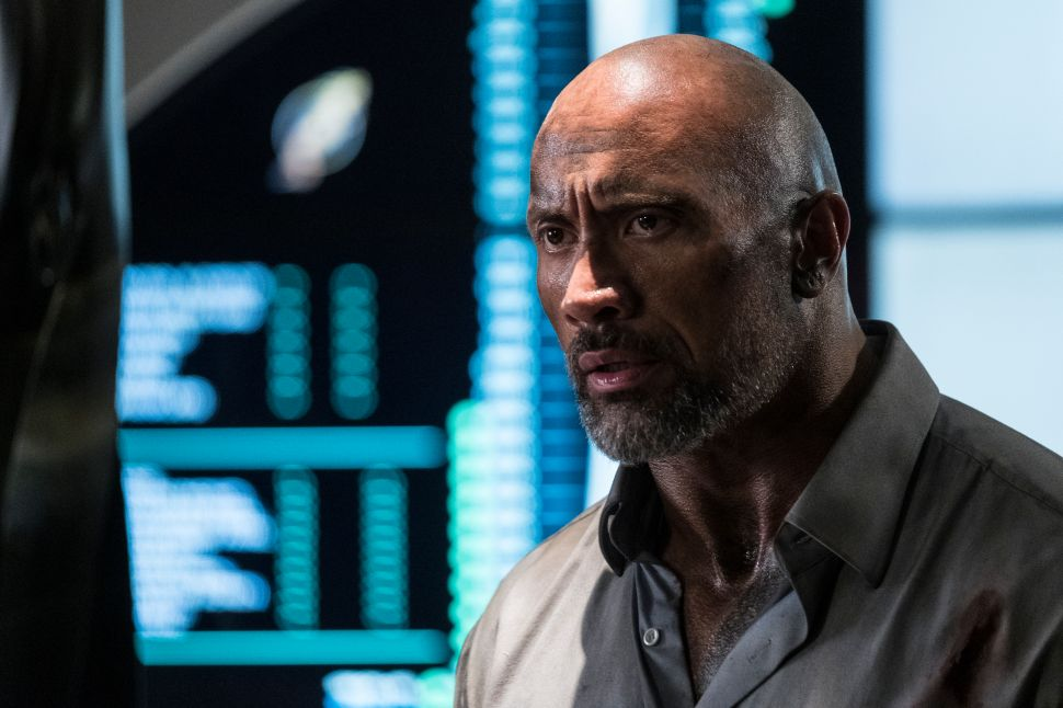 What the Box Office Failure of Dwayne Johnson's 'Skyscraper' Means for Hollywood