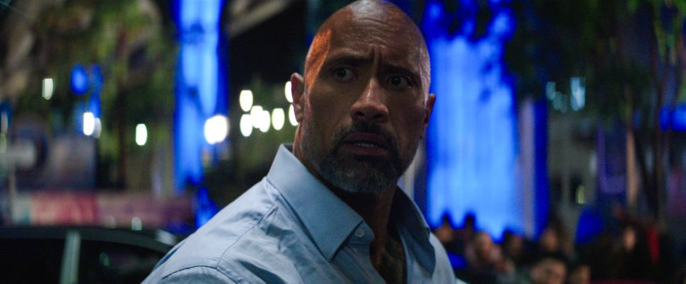 Dwayne Johnson Just Became the Highest Paid Actor in History
