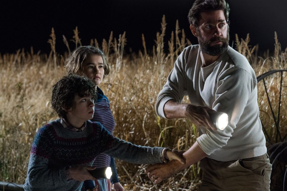 So, About That 'A Quiet Place' Sequel…