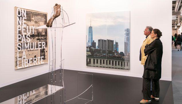 Art Basel 2018.