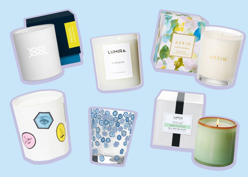It's Lit: The Best Candle Fragrances for Summer