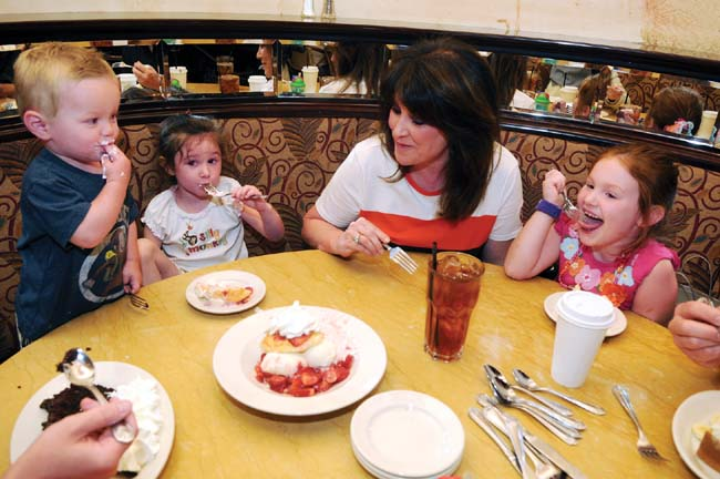 "What's the Ultimate ""Mom Restaurant""? An Extremely Scientific Study."